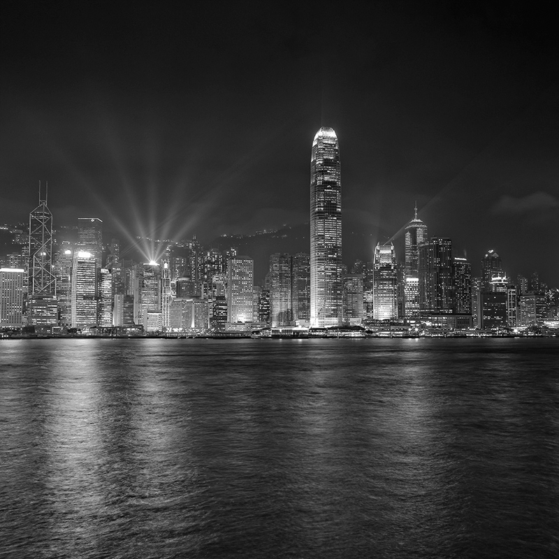 Hong Kong 7, Chine. 2014