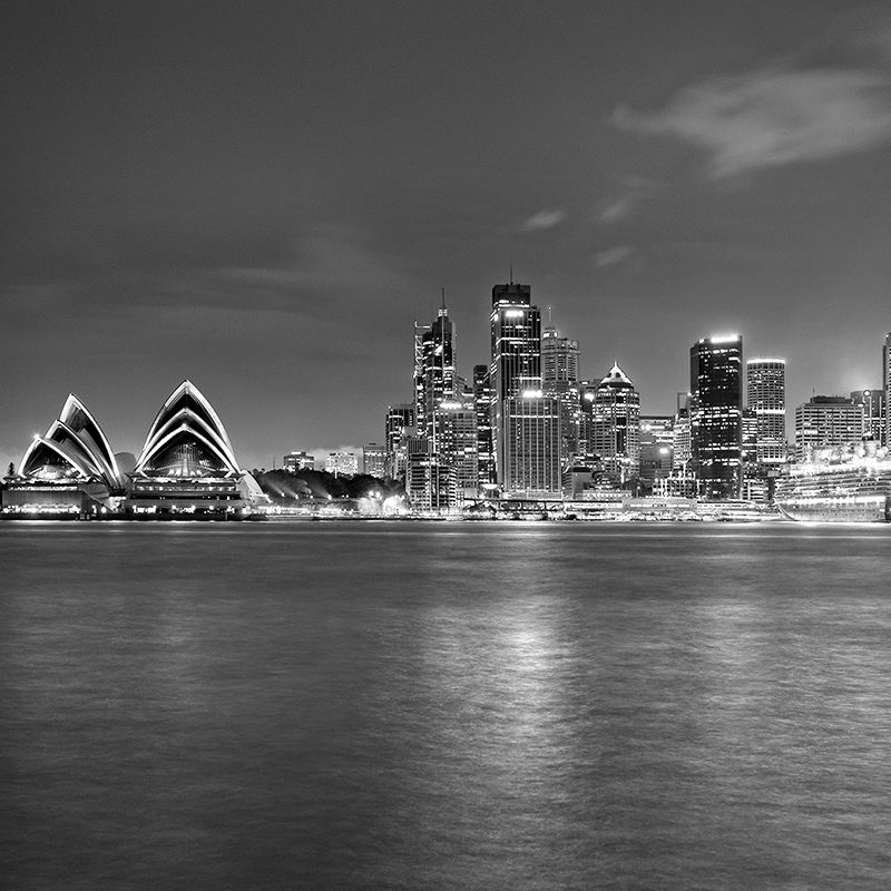 Sydney 1, New South Wales, Australie. 2014