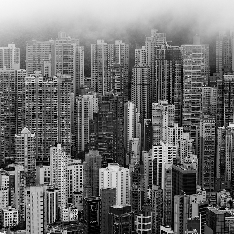 Hong Kong 12, Chine. 2014
