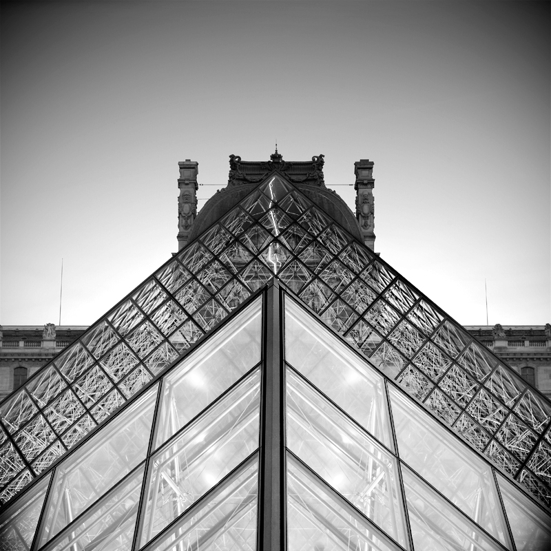 Le Louvre 1, Paris, France. 2015
