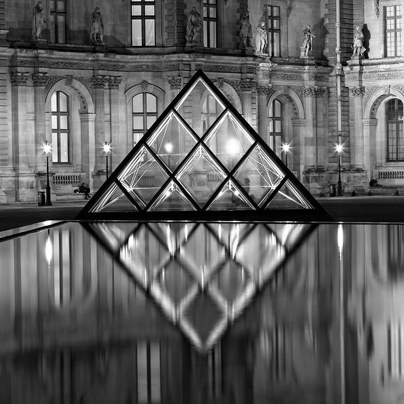 Le Louvre 4, Paris, France. 2015