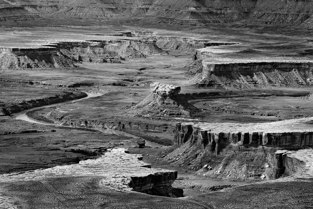 Green River 1, parc national de Canyonlands, Utah, USA. 2016