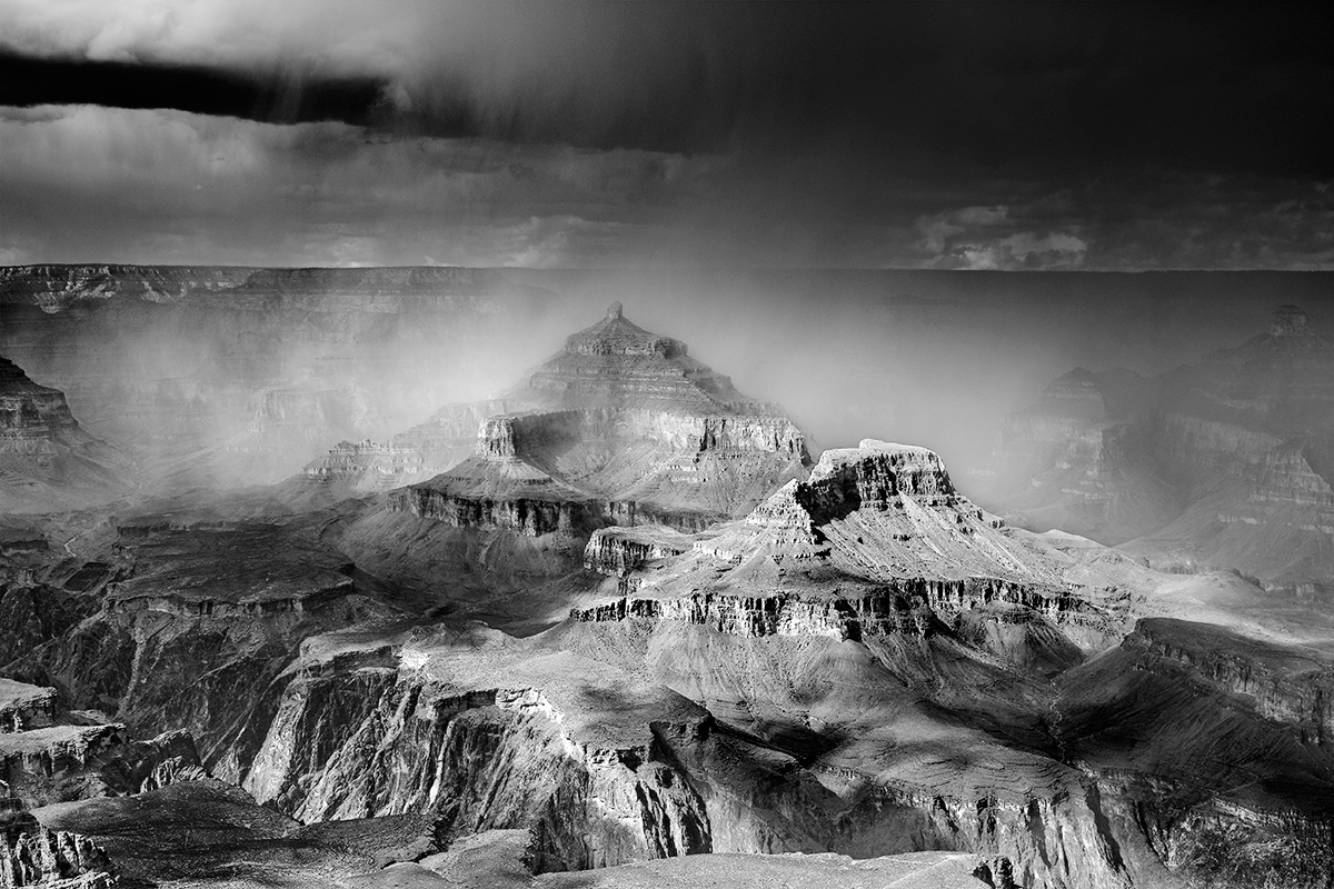 Parc national du Grand Canyon 1, Arizona, USA. 2016