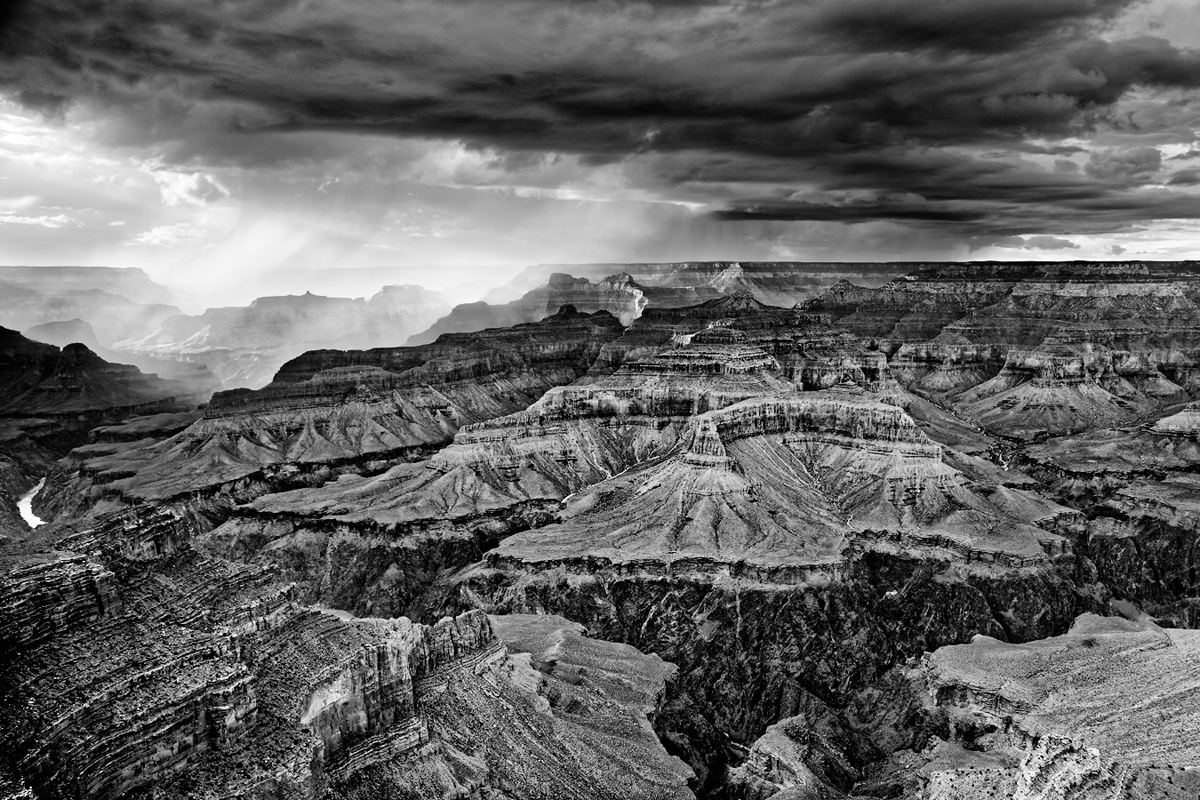 Parc national du Grand Canyon 2, Arizona, USA. 2016