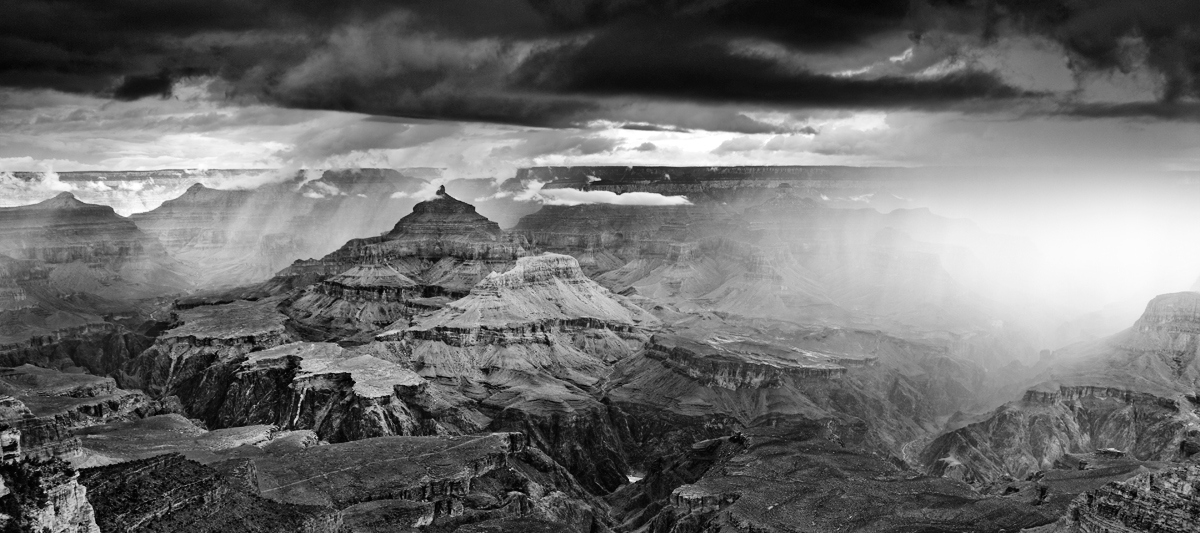Parc national du Grand Canyon 7, Arizona, USA. 2016