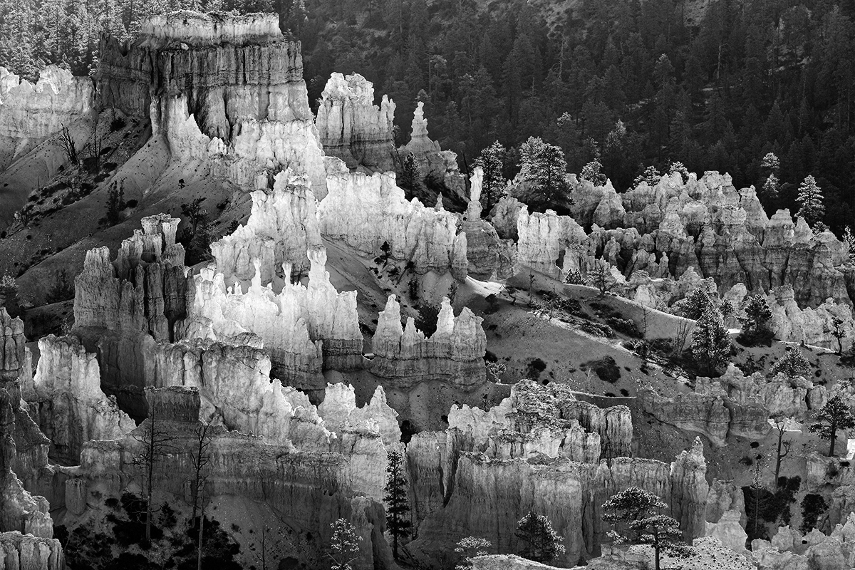 Parc national de Bryce Canyon 1, Utah, USA. 2016
