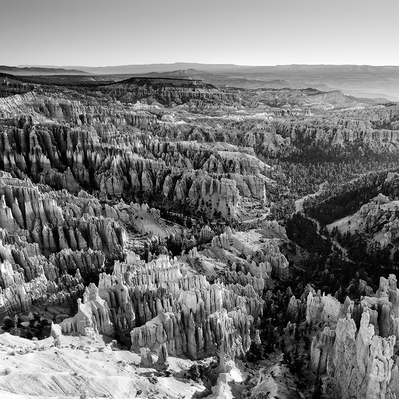 Parc national de Bryce Canyon 2, Utah, USA. 2016