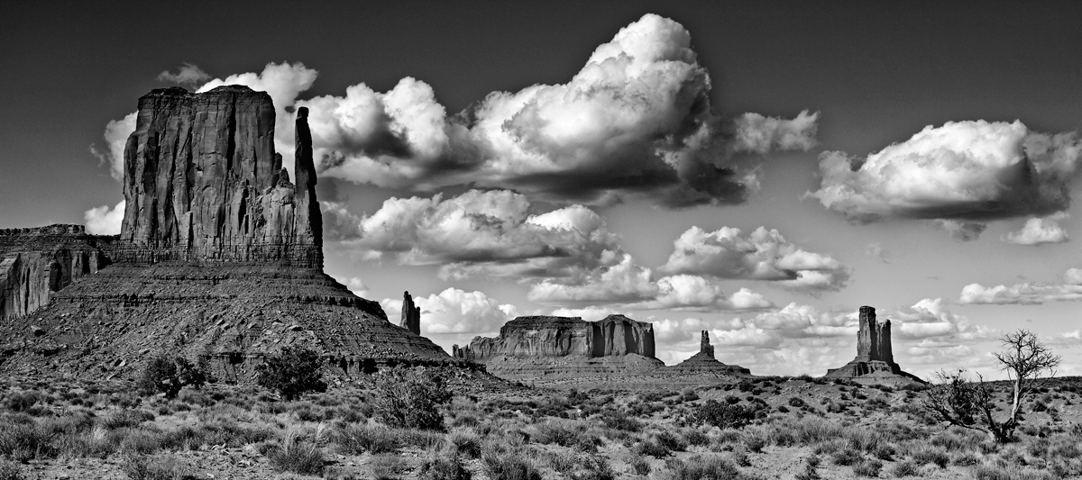 Monument Valley 2, parc Navajo Tribal, Arizona, USA. 2016