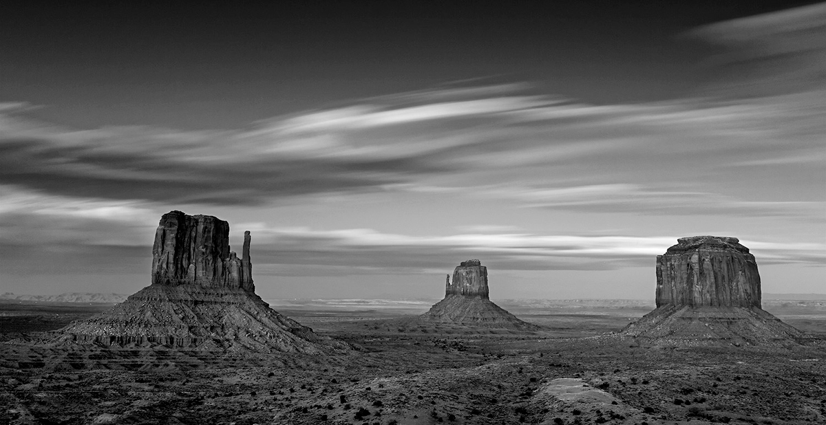 Monument Valley 6, parc Navajo Tribal, Arizona, USA. 2016