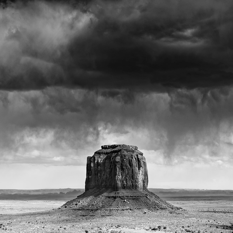 Monument Valley 7, parc Navajo Tribal, Arizona, USA. 2016